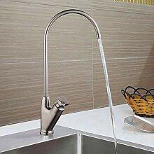 RTTGOR Wasserhahn Küchenarmaturen Wasserhahn