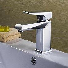 RTTGOR Wasserhahn Waschbecken Wasserhahn Bad