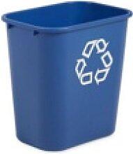 Rubbermaid Abfallkorb, 26,6 Liter, Für eine