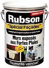 Rubson Wandfarbe, wasserdicht, für Fassaden, weiß