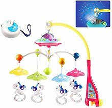 Rubyu Baby Musical Krippe Mobile, Baby
