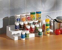 Ruco Gewürzständer, Kunststoff, Lieferung ohne