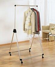 Ruco Kleiderständer, Aluminium/Kunststoff,