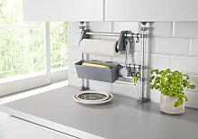 Ruco Küchenregal, Aluminium/Kunststoff,