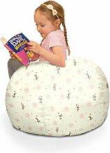 rucomfy Bean bags Belle & Boo Kinder-Sitzsack,