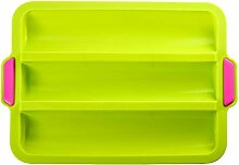 Ruda Antihaft-Silikon-Baguette-Backform für