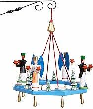 Rudolphs Schatzkiste Lichterkranz Adventskranz mit