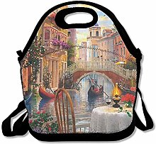 Rue Di Rivoli Paris Lunch Tote Bag Bags Awesome