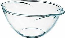 Rührschüssel aus Glas