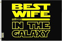 RuFS Best Wife In The Galaxy Funny Star Wars