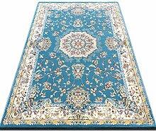 RUG LUYIASI- Türkischer persischer Blauer Teppich