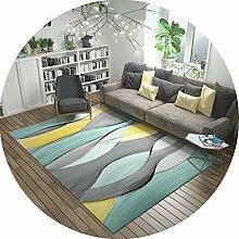 RUG NNIU Geometrische Teppich, rechteckige