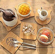 RUGAI-UE Tischsets Küche Kleine Lieferungen