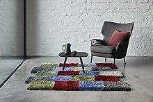 Rugment - Hochflor Designer Teppich aus 20