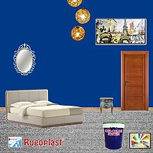 Rugoplast Wandfarbe,für Innenbereiche , höchste