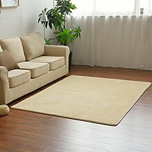 rugs Fashion Memory Foam Solid Pad Bereich Teppich Schlafzimmer Teppich Pad Teppich Tür Schlafzimmer Schlafzimmer Wohnzimmer Küche Boden Outdoor ( Farbe : 1# , größe : 150*200cm )