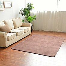 rugs Fashion Memory Foam Solid Pad Bereich Teppich Schlafzimmer Teppich Pad Teppich Tür Schlafzimmer Schlafzimmer Wohnzimmer Küche Boden Outdoor ( Farbe : 3# , größe : 200*230cm )
