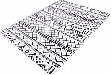 rugs Supermarket- Moderner abstrakter Teppich - Wohnzimmer \ Sofa \ großer Teppich \ Schlafzimmer Bedside Decke ( Farbe : 1# , größe : 1.2*1.8m )