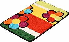 rugs Supermarket- Tür Matratze Matratze Schlafzimmer Eingangshalle Eingang Fußpad Bad Absorbent Skid Pad ( Farbe : 1# , größe : 40*60cm )
