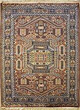 RugsTC 119 x 190 Caucasian Design Area Rug with