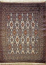 Rugstc 119x168 Caucasian Design Area Rug with Wool