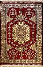 RugsTC 155 x 236 Caucasian Design Area Rug with