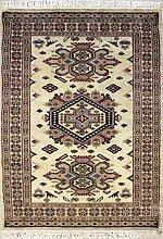 RugsTC 91 x 150 Caucasian Design Area Rug with