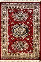 RugsTC 91 x 155 Caucasian Design Area Rug with