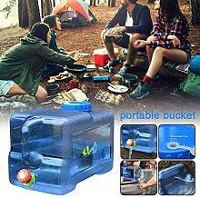 Ruier-hui 22L tragbarer Camping-Wasserbehälter,