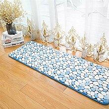 RUIWSFEU rutschfeste Badezimmer-Bodenmatte,
