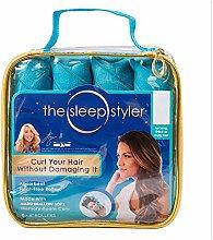 Ruluti 1 Packung Haarwalze Haarstift Schlaf Curler