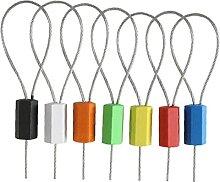 Ruluti 10 Stücke Kabelbinder Selbsthemmend