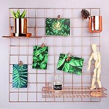 Rumcent Gitternetz-Wandplatte zur Darstellung von