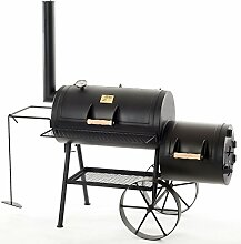 RUMO Barbeque JOEs Barbecue Smoker Tradition 16
