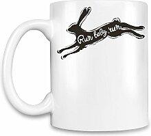 Run Kaffee Becher