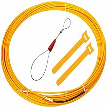 RUNCCI-YUN Kabel-Einziehhilfe 10m mit