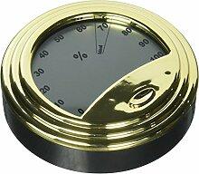 Rund Digital Hygrometer/Thermometer