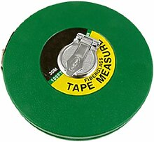 Rund Grün Schale einziehbare Engineering Tape