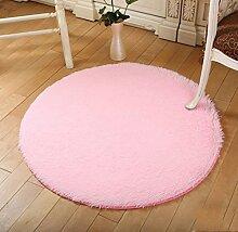 Rund Teppich Kissen Computer Stuhl Yoga Körbe Hocker Schöne Wohnzimmer Schlafzimmer Bettvorleger ( größe : A )