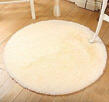 Rund Teppich Kissen Computer Stuhl Yoga Körbe Hocker Schöne Wohnzimmer Schlafzimmer Bettvorleger ( größe : B )
