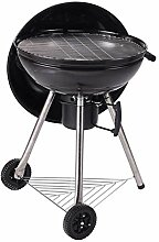 Runde Holzkohlegrill Outdoor Tragbare Grill 5-10
