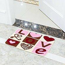 Runde Kreis Jacquard Teppiche, Heimteppiche, Innenmatten, Tür Küche Bad Matten , #2