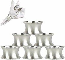 Runde Serviette Ringe für Hochzeit Bankett Dinner