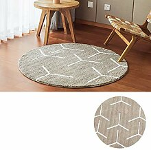 Runde Teppich Einfache Moderne Carpet Leicht Zu