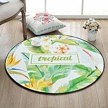 Runde Teppich Schlafzimmer Wohnzimmer Couchtisch Korb Korb Decken Zimmer Computer Stuhl Matten , 3 , 100*100cm