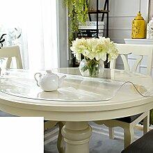 Runde tischdecke/anti-oil free waschen table mat-A 70cm(28inch)