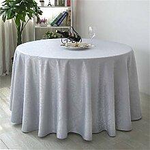 Runde Tischdecke Bankett Verbrühschutz Tabelle