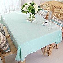 Runde Tischdecke/Flower-Tuch/Tischdecken/Tischdecke decke/Tischdecken/ Tischtuch/Tischdecke decke-A 200x140cm(79x55inch)