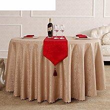 Runde tischdecke für hotels,hotel tisch tuch,längliche tischdecke-A 120x160cm(47x63inch)