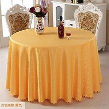 Runde tischdecke für hotels,runde tischdecke stoff hotel,hochwertiges esstisch-tuch-B Durchmesser160cm(63inch)